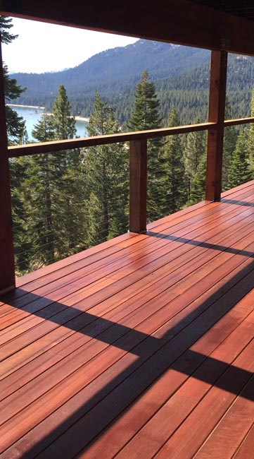 Deck Envy Construction | Tahoe Decks, Patios And Hardscape