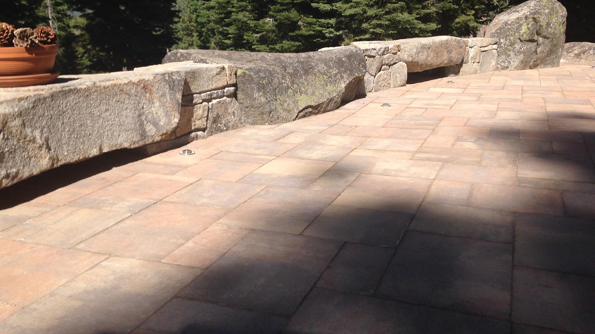 Custom Patio Construction Tahoe Decks Patios And Hardscape